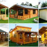"""31 ไอเดีย """"บ้านกระท่อมไม้"""" ออกแบบเรียบง่าย ดีไซน์น่ารัก แนวทางสร้างบ้านสวยเพื่อการพักผ่อน"""
