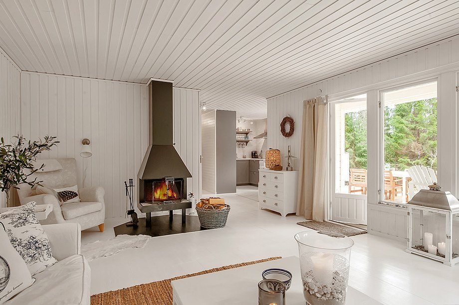 cottage house idea scandinevian style (14)