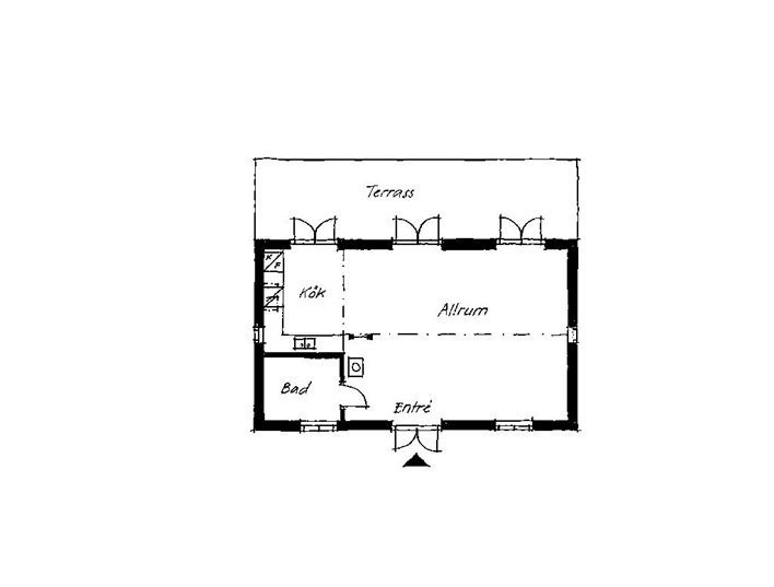 cottage house in sweden design bright (13)