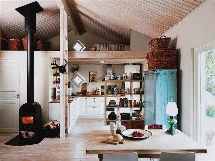 cottage house in sweden design bright (4)