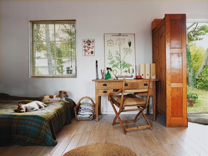 cottage house in sweden design bright (6)