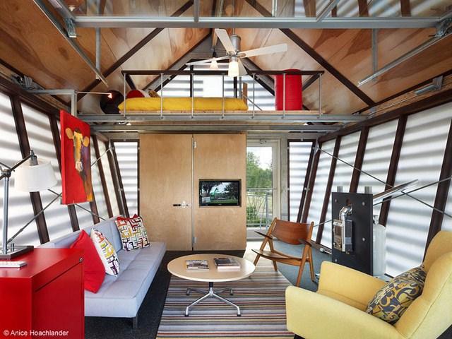 cottage modern house loft style (10)
