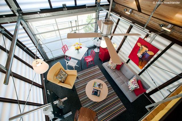 cottage modern house loft style (11)
