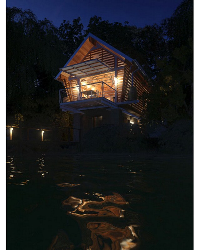 cottage modern house loft style (6)