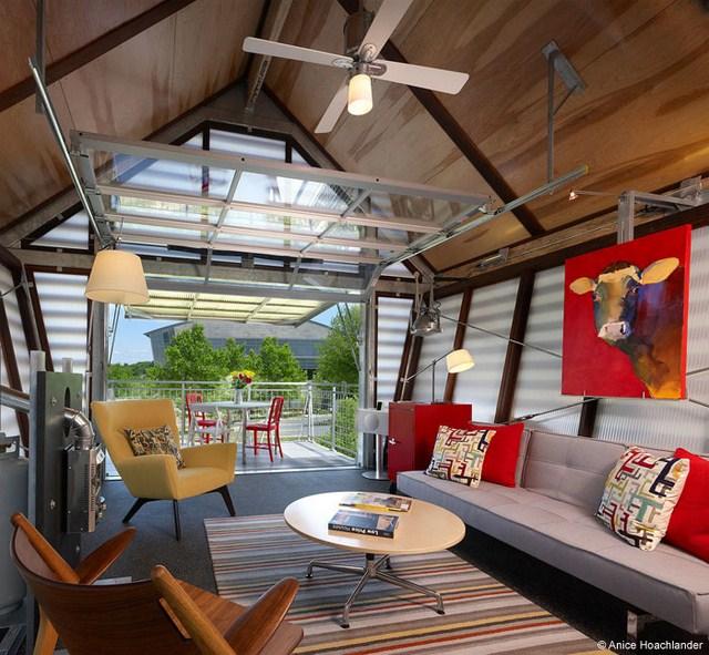 cottage modern house loft style (8)