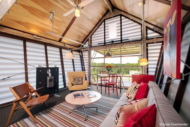 cottage modern house loft style (9)