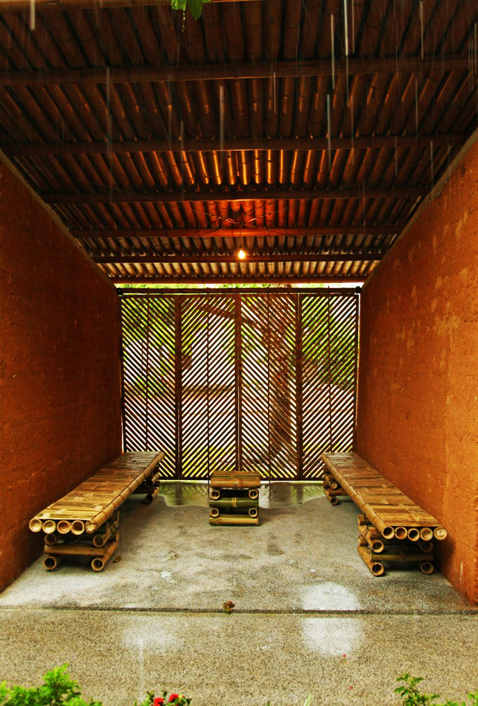 earth stone bamboo eco house in vietnam (18)
