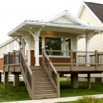 แบบบ้านแนว Eco House ออกแบบรูปทรงเรียบง่ายมีเสน่ห์ ให้อยู่อาศัยได้อย่างสะดวกสบาย