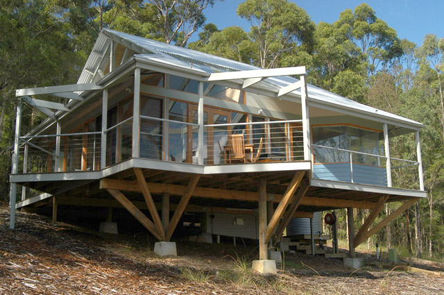 eco cottage house idea from australia (6)