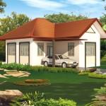แบบบ้านชั้นเดียวแจกฟรีให้คนไทย 'บ้านข้าหลวง' ขนาด 2 ห้องนอน ในงบประมาณไม่แพงนัก