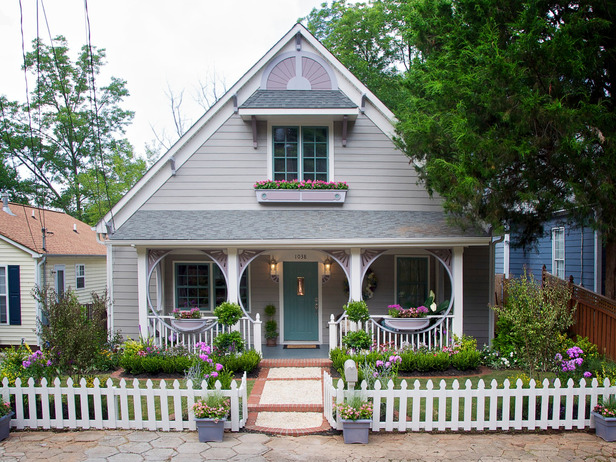 house front yard decorating ideas (1)