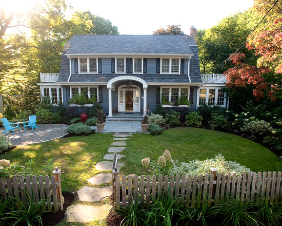 house front yard decorating ideas (15)