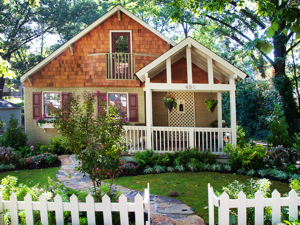 house front yard decorating ideas (2)
