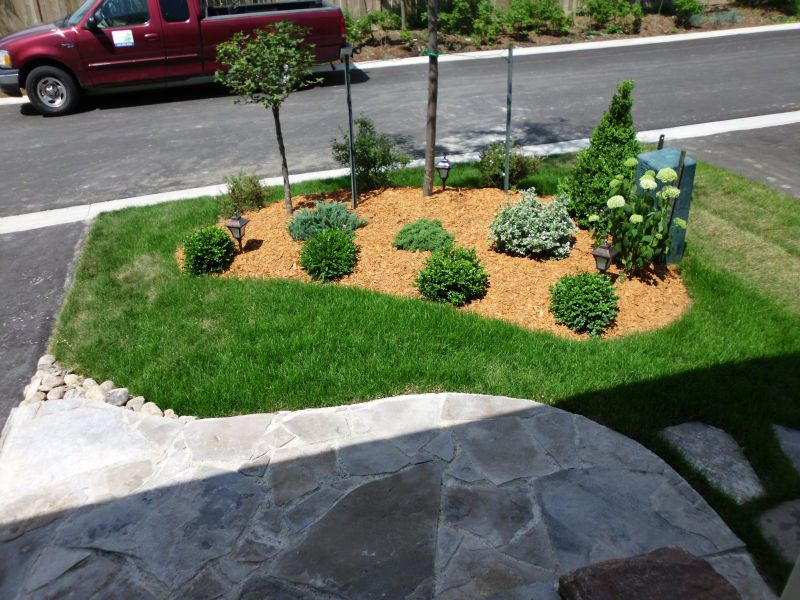 house front yard decorating ideas (23)