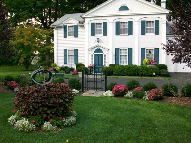 house front yard decorating ideas (3)