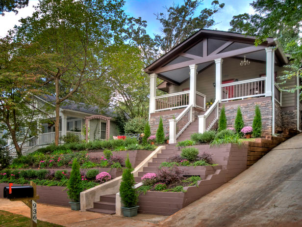 house front yard decorating ideas (5)