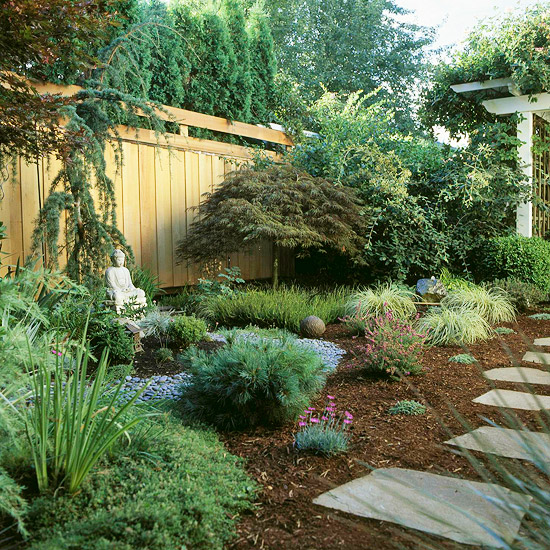house front yard decorating ideas (7)