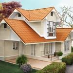 แบบบ้านสองชั้น ออกแบบเรียบง่ายร่วมสมัย ขนาด 2 ห้องนอนในงบล้านต้นๆ