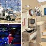 ไอเดียออกแบบรถบ้านสุดไฮเทค แต่งภายในเรียบหรู พร้อมเทคโนโลยีขั้นสูงกว่า 30 ล้านบาท