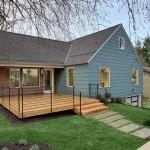 บ้านทรงคอทเทจเรียบง่าย เพื่อครอบครัวขนาดกลาง บนแนวคิดสร้างความอบอุ่น