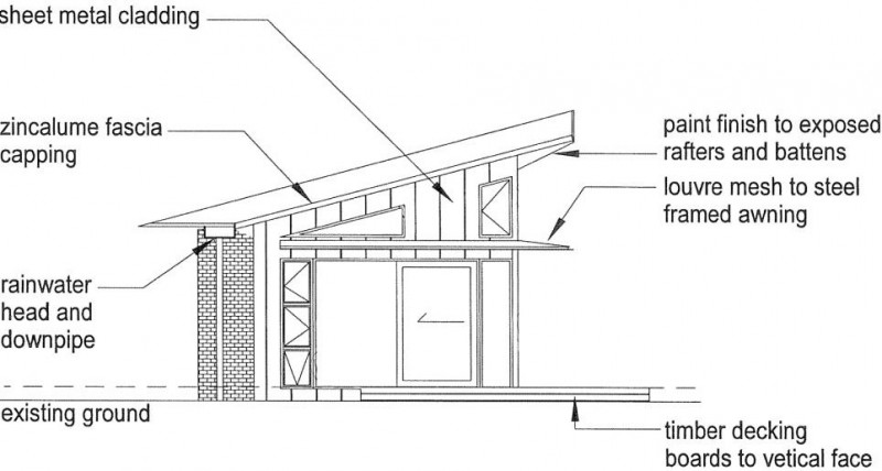 metal sheet house with cun wind bright in australia (12)