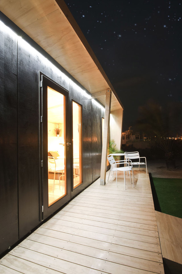 mini compact house wood from spain for living in the future (8)