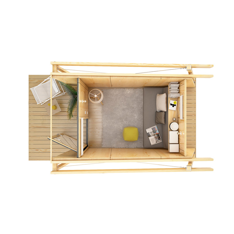 mini compact house wood from spain for living in the future (9)