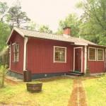 แบบบ้านกระท่อมทรงเรียบง่าย ออกแบบเล็กกะทัดรัด ประหยัดงบประมาณก่อสร้าง