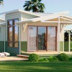 บ้านไม้หลังน้อยกับไอเดียสุดเก๋ ออกแบบอย่างเป็นเอกลักษณ์ ในพื้นที่ใช้งานสุดกะทัดรัด