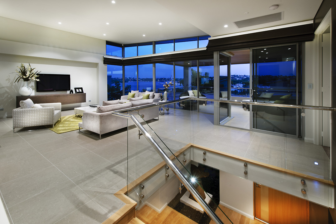 modern 2 storey house (2)