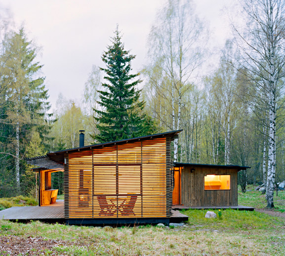 modern cabin house in sweden by wrb (4)