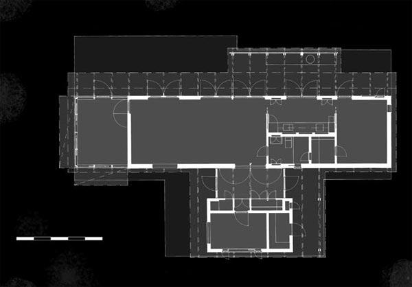 modern cabin house in sweden by wrb (8)