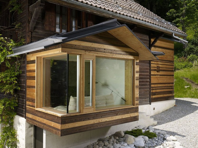 modern contemporary cottage with beautiful serene natural (2)