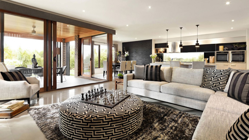 modern contemporary house 14m wide for large family (3)