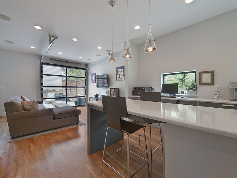 modern contemporary townhouse platform with bright design (10)