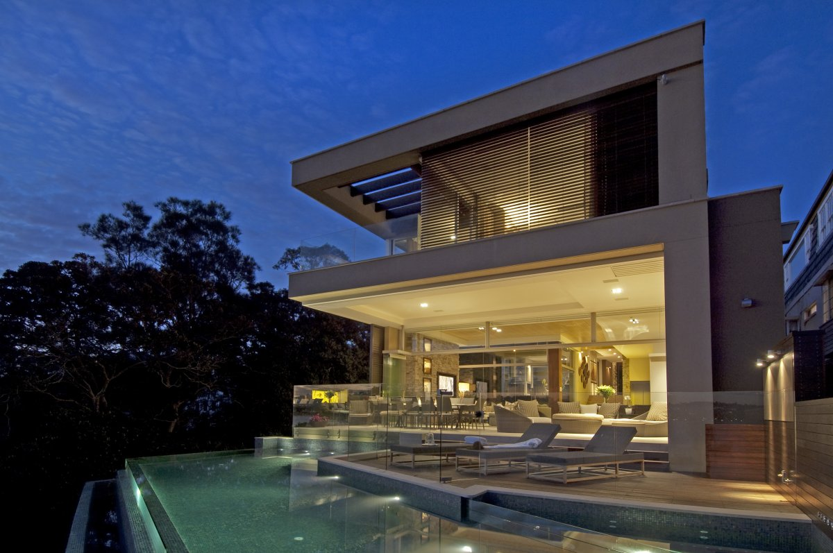 modern contemporary waterfront house (1)