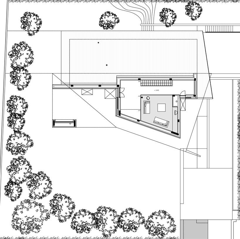 modern contemporary white house serene living (13)