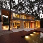บ้านสองชั้นแบบโมเดิร์น ออกแบบบนแนวคิดเน้นความโปร่ง โล่งตา และอยู่อาศัยอย่างสบาย