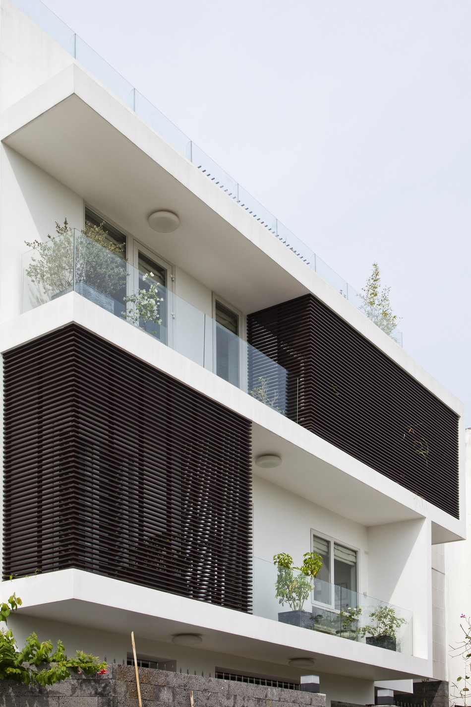 modern tropical house style with green natural in vietnam (3)