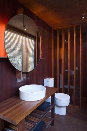 modern tropical wood house envisonment saving solar power (8)