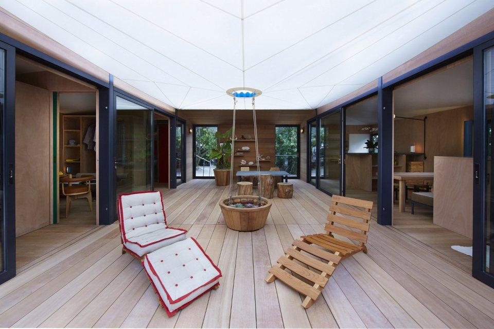 modern tropical wooden box house compact living idea (6)
