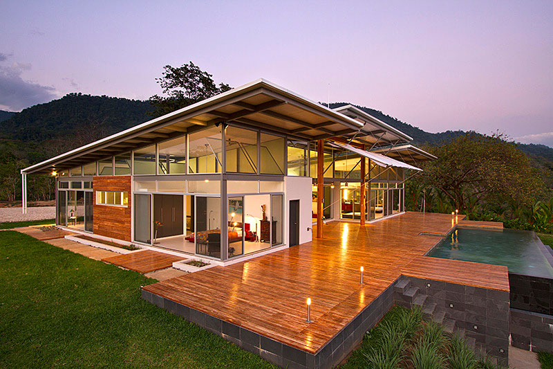 modern vacation house in costa rica (10)
