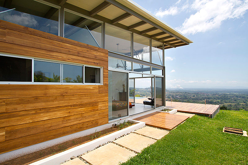 modern vacation house in costa rica (3)