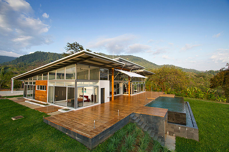 modern vacation house in costa rica (4)