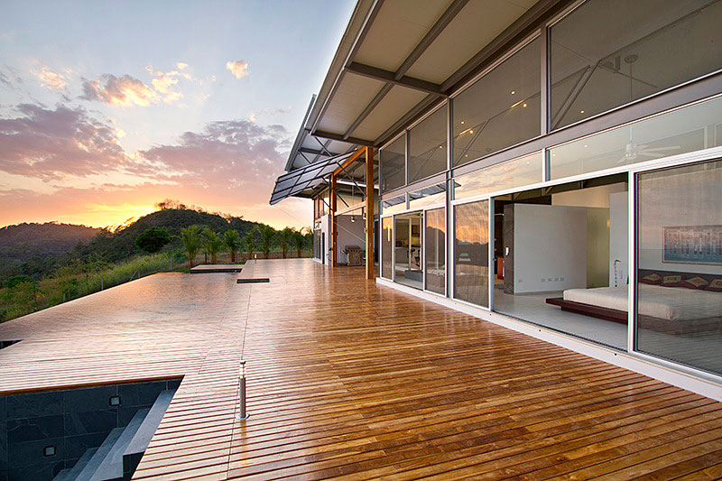 modern vacation house in costa rica (5)