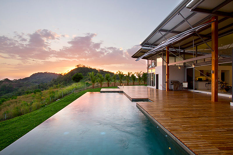 modern vacation house in costa rica (6)
