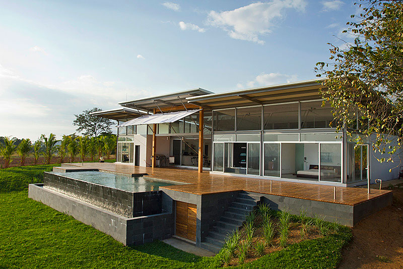 modern vacation house in costa rica (7)