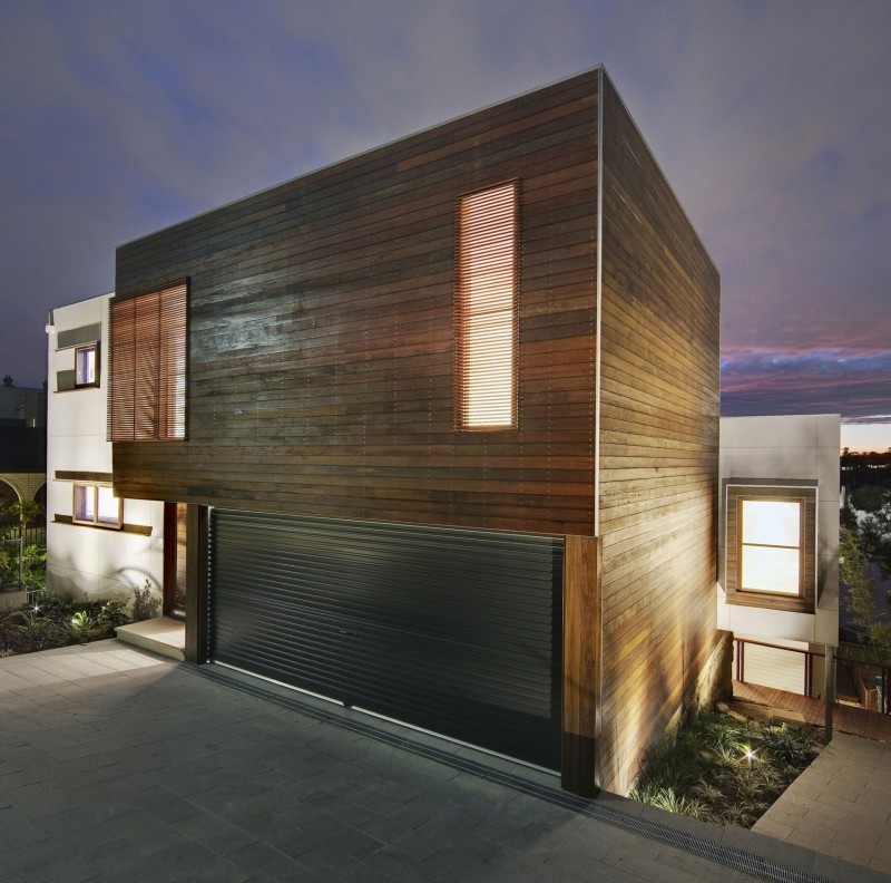 modern vacation house with garden and pool sydney (2)