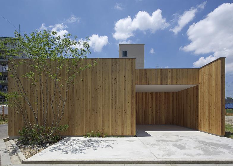 modern wood japanese house in osaka tokyo (1)