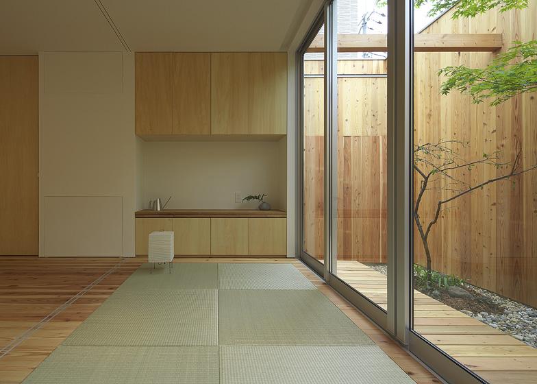 modern wood japanese house in osaka tokyo (3)